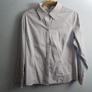 Pale Blue Buttondown Shirt
